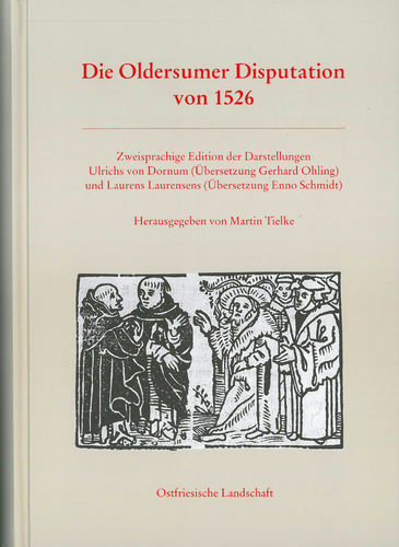 Die Oldersumer Disputation von 1526